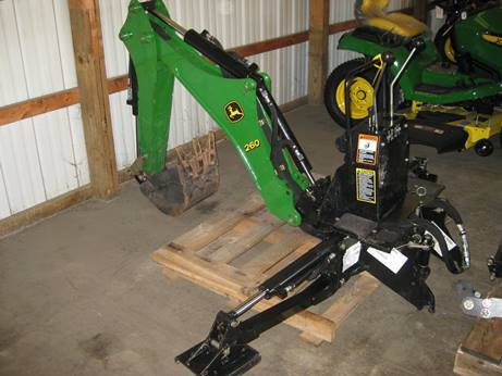 Finch Services Inc Used Equipment John Deere Sales